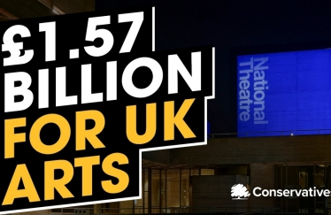 Arts £1.57 Billion